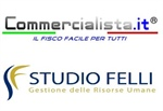 PARTNERSHIP: COMMERCIALISTA.IT E STUDIO FELLI 🤝💯